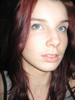 Sexy Russian Teen Red Hair Girl Leaked Amateur Photos