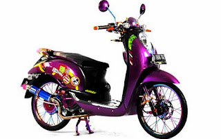 modifikasi-scoopy-air-brush