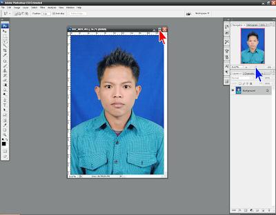 Menghilangkan Jerawat Pada Foto dengan Photoshop