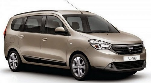 Renault Bikin MPV Lahir 2016