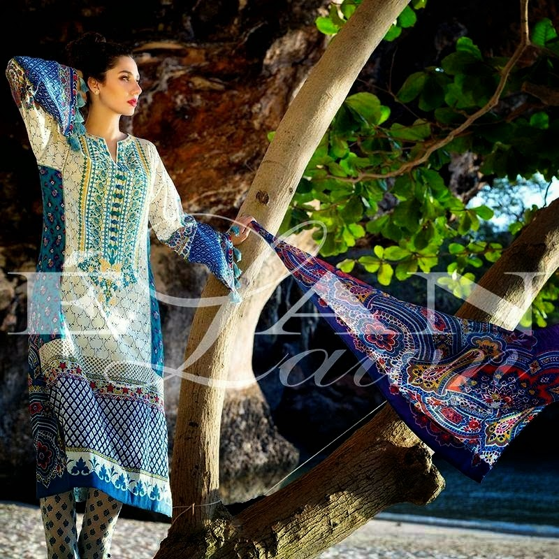 Elan Lawn Collection 2014