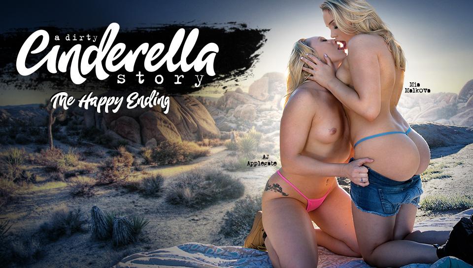 AJ Applegate Dirty Cinderella Story 3 Happy Ending