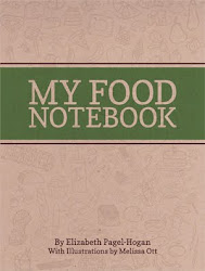 Pick up My Food Notebook