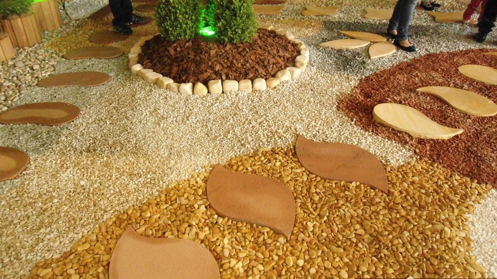 venda de seixos para jardim:Vera Moura Blog: Feira de Construção Civil Mobiliário e Decoração