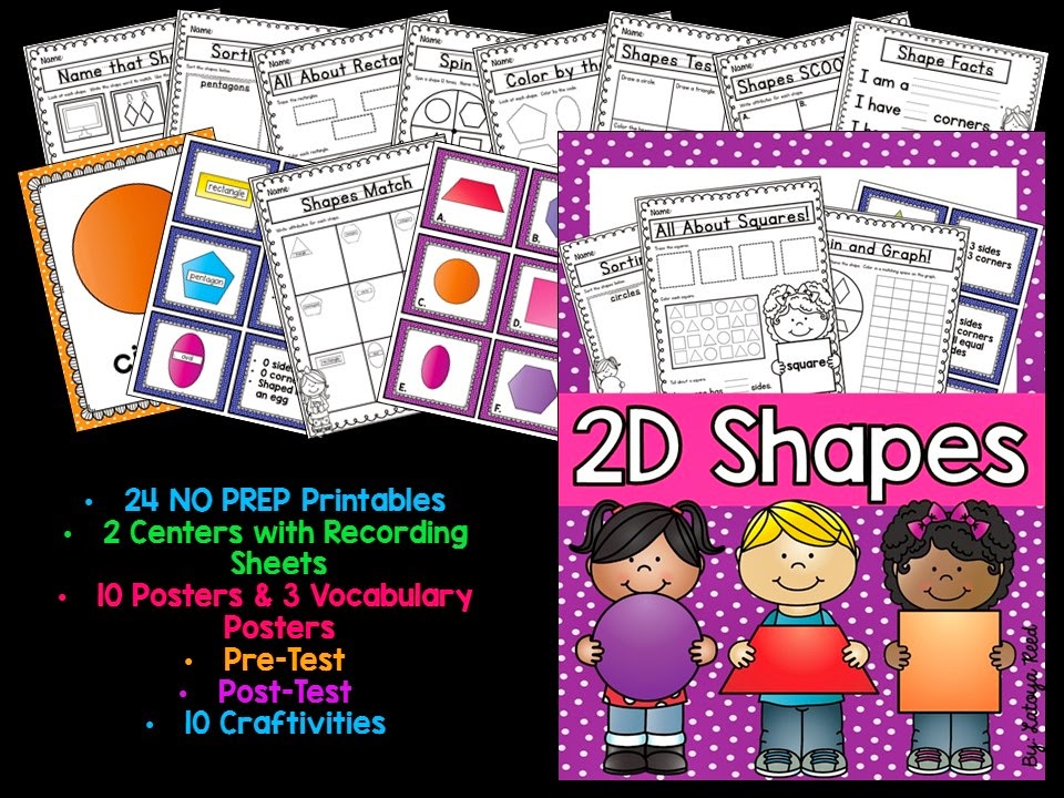 https://www.teacherspayteachers.com/Product/Shapes-1798401