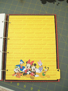 Schell S Craft Corner Disney Smash Book O