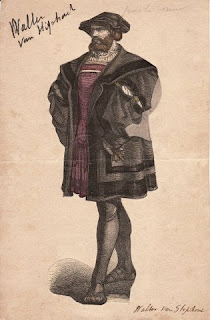 Schetsen van 1888 uit het Archief Stad Diest