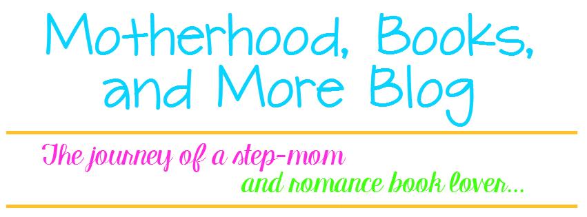 Motherhood, Books, and More Blog