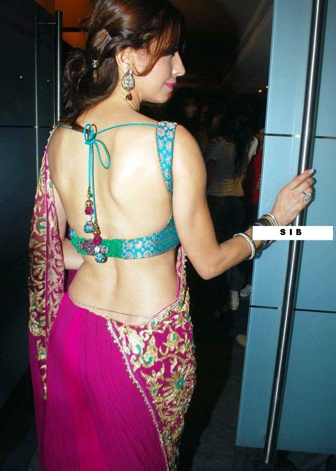 Vida Samadzai hot sexy back photos, Vida Samadzai in indian dress sexy,