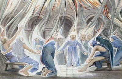 Pentecost - Estella Canziani