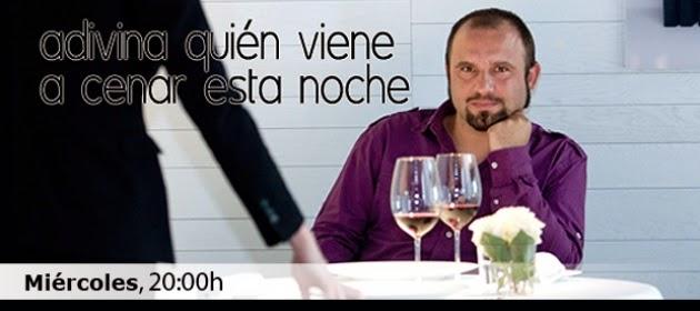 Enrique falc enrique falc en adivina quien viene a for Q cenar esta noche