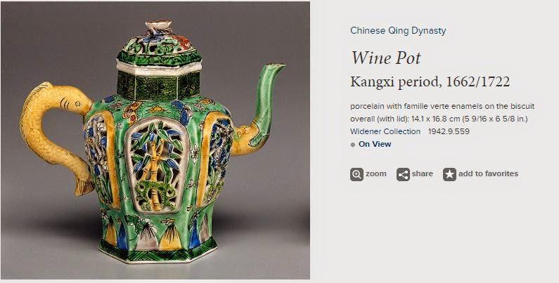 "<img src=""Detail Kangxi Wine Pot .jpg"" alt="" Famille Verte on Biscuit"">"