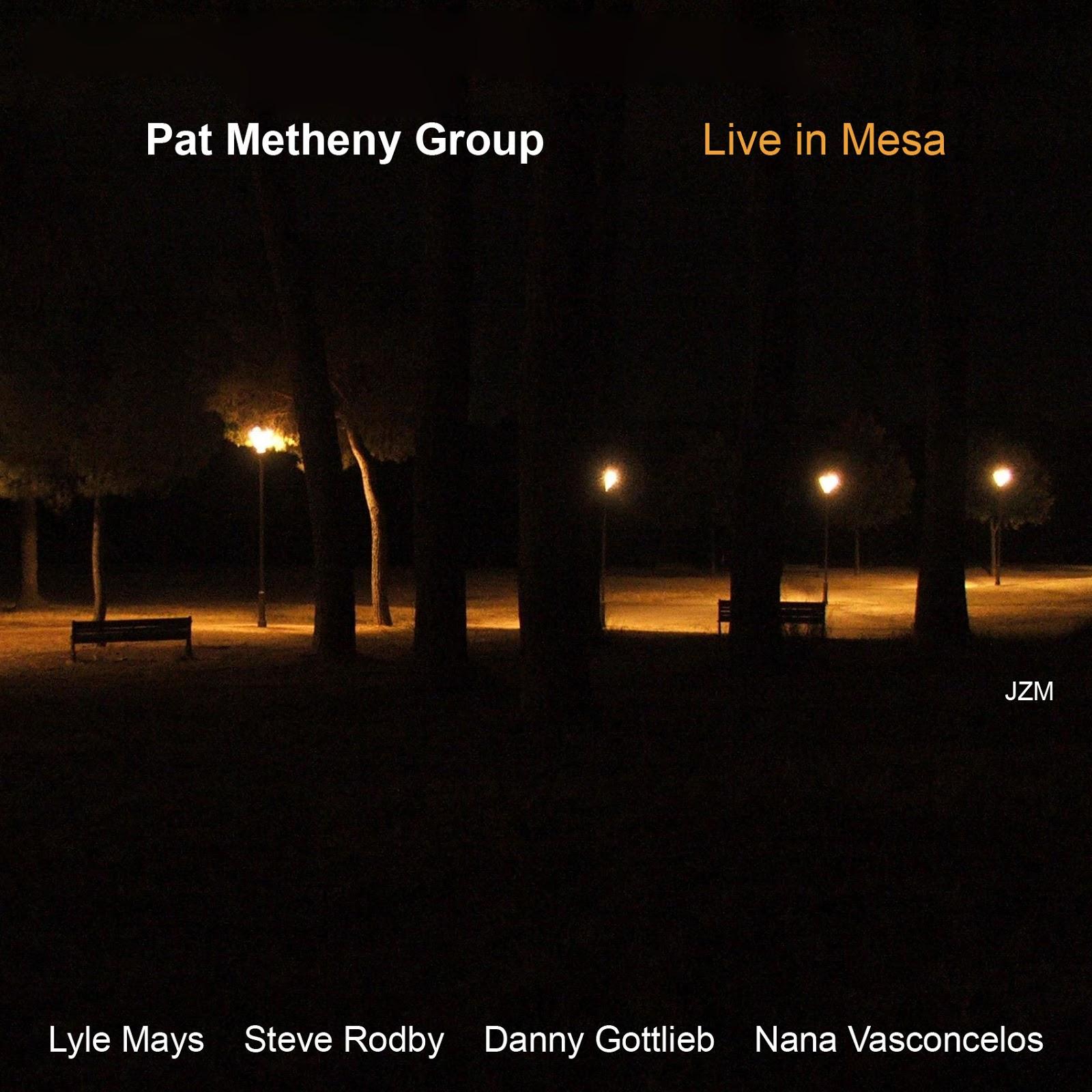 Musica Degradata Pat Metheny Group Live In Mesa 1982