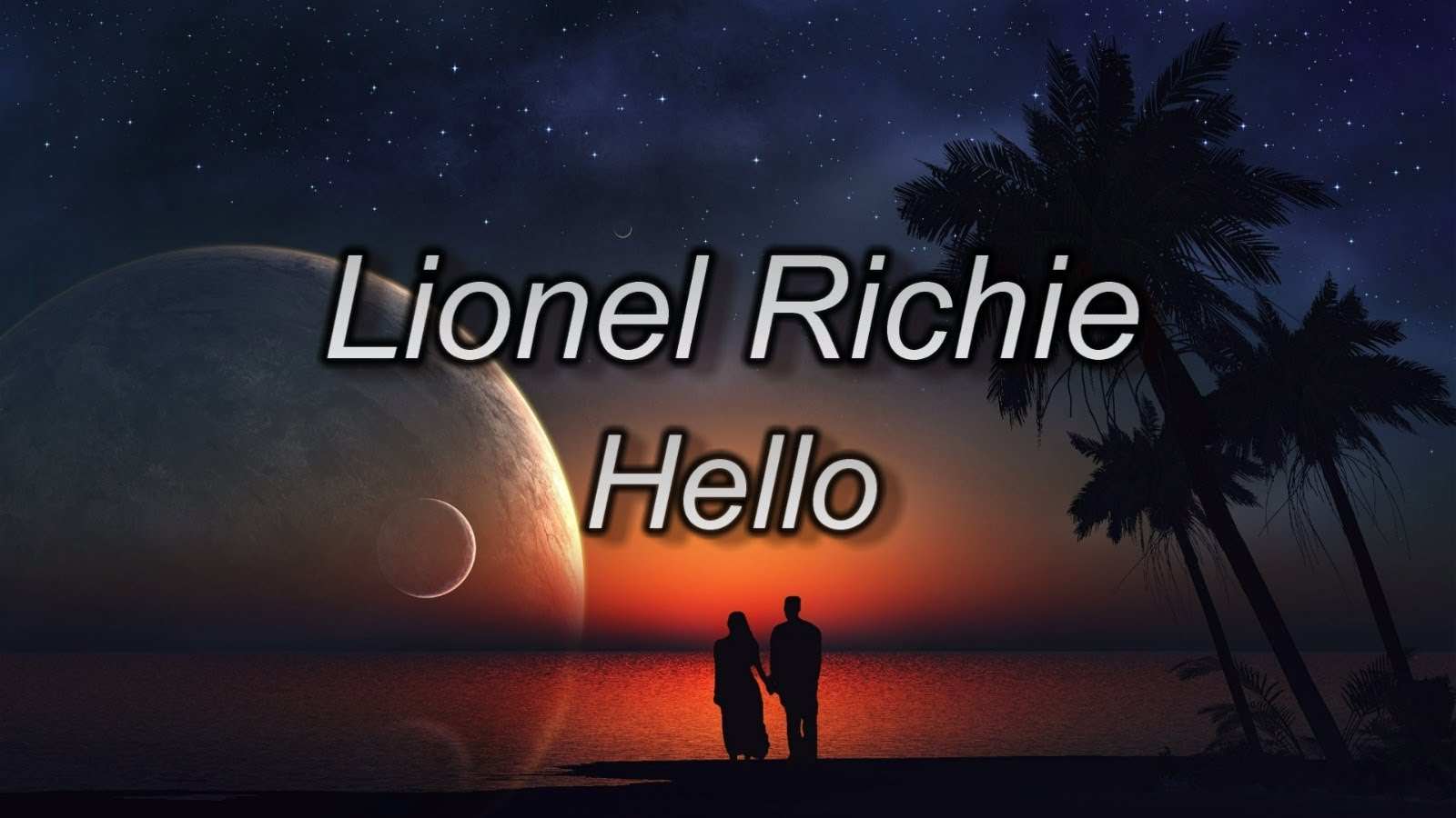 Hello Guitar Chords Lionel Richie Cant Slow Down Thedeepak