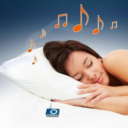 Âm nhạc giúp chúng ta ngủ ngon hơn