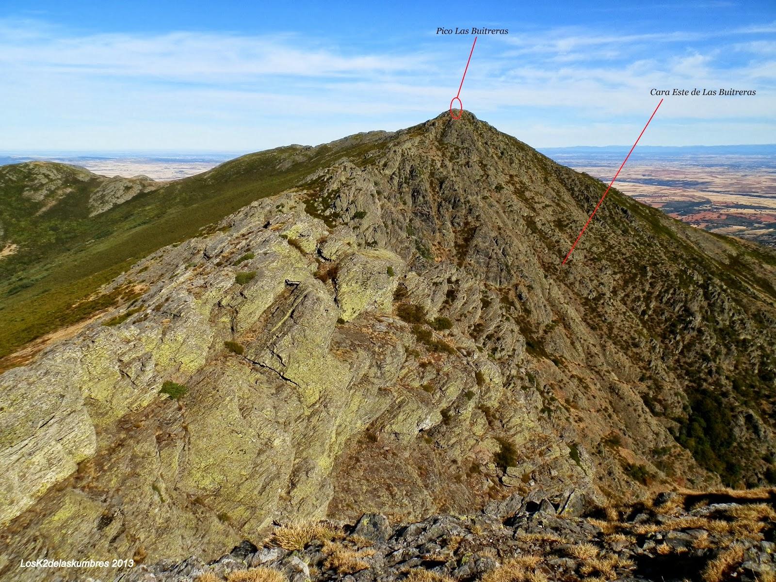 Pico de La Buitrera