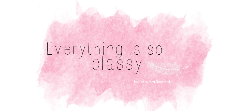 Everything is so classy !