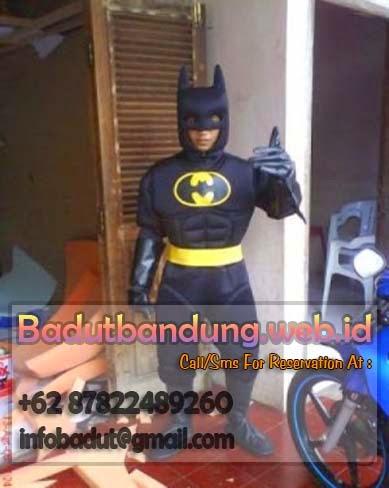 jual kostum batman badut murah bandung