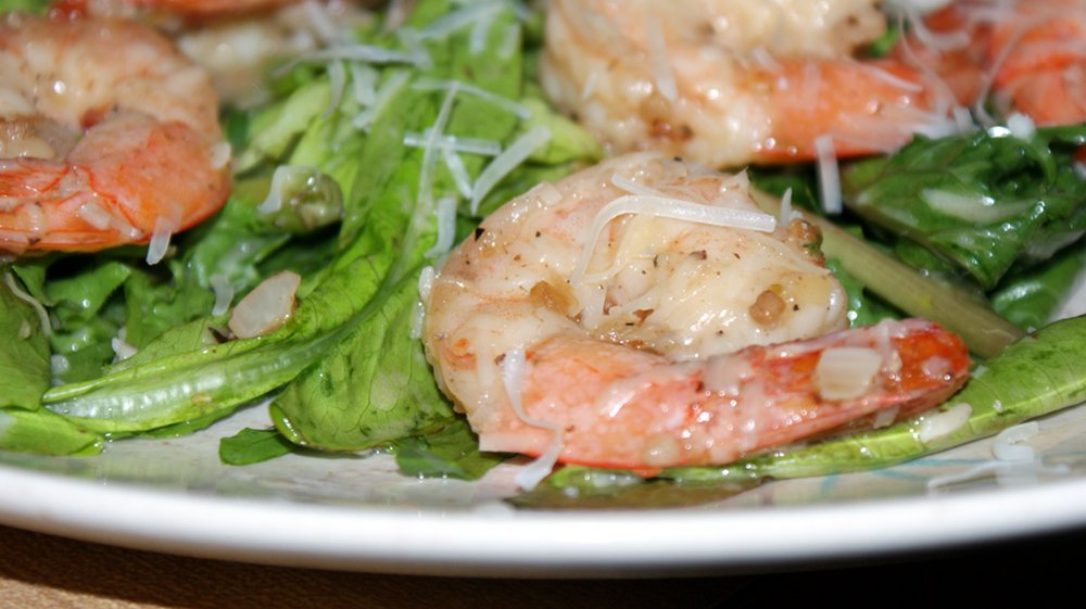 Fresh Shrimp Salad Recipe - Soap Deli News