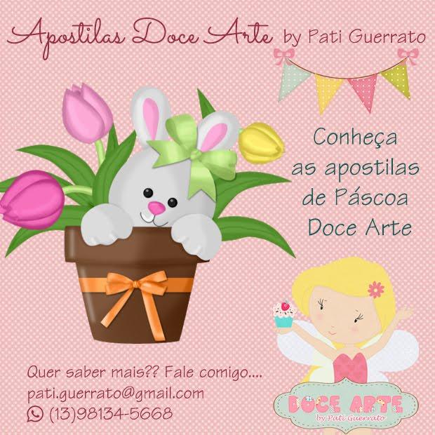 Faça Arte na Páscoa!!
