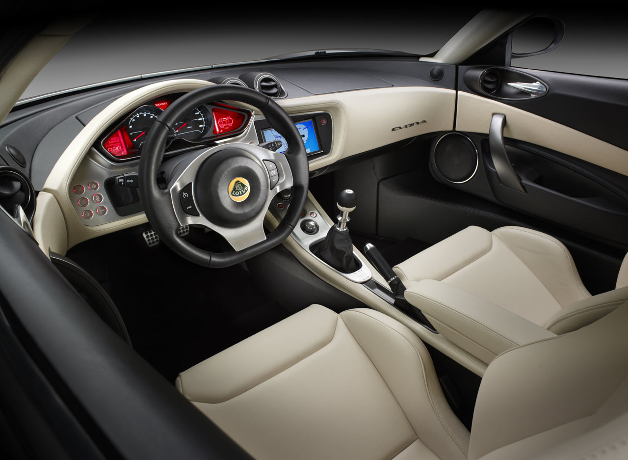 voitures et automobiles la lotus evora. Black Bedroom Furniture Sets. Home Design Ideas
