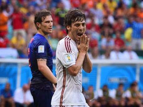 ثلاث فرص غيرت شكل كأس العالم