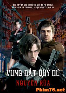 Vùng Đất Quỷ Dữ: Nguyền Rủa - Resident Evil: Damnation