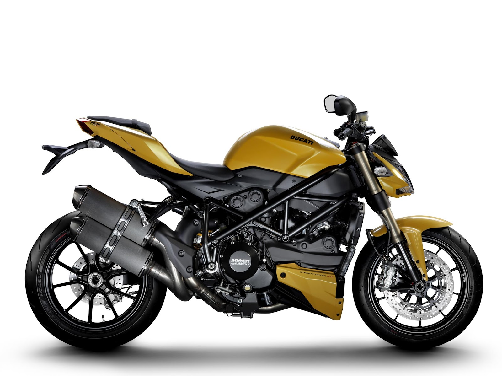 motorcycle posters ducati streetfighter 848. Black Bedroom Furniture Sets. Home Design Ideas