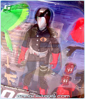 Ultimate Cobra Commander 50th g.i.joe G.I.ジョー hasbro Takara