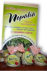 Diferente presentacion de la tortilla de nopal