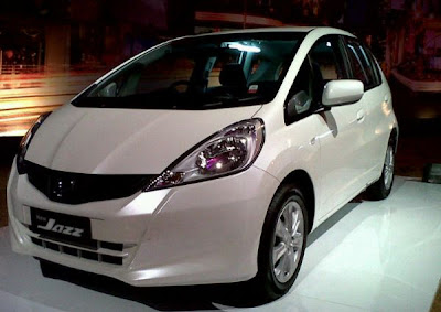 update tahun 2012 harga mobil honda jazz terbaru tahun 2012