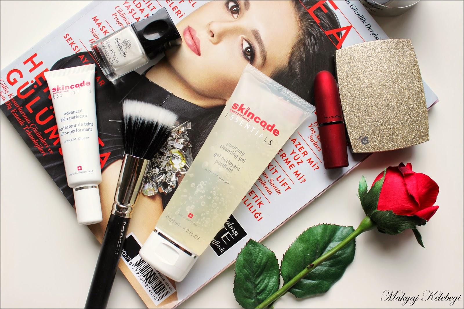 Skincode Arındırıcı Yüz Temizleme Jeli