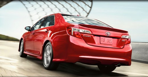 Latest Toyota Camry-2014 User Review and Price in USA and Dubai