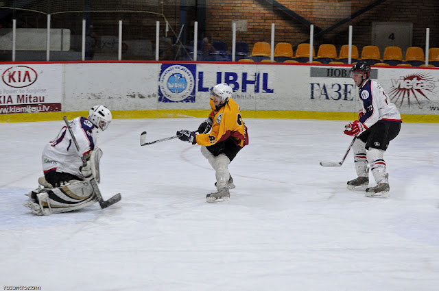 UHL A līga play off Tērvete Cetra 2