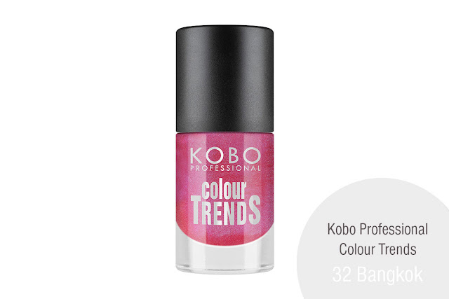 KOBO PROFESSIONAL COLOUR TRENDS NAIL POLISH 32 Bangkok