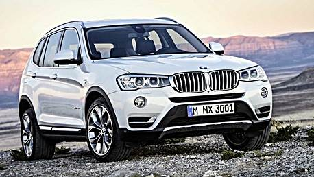 2017 BMW X3 Hybrid Modification