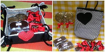 Dia dos Namorados 2014 - Criação da marca Miúda Açucarada
