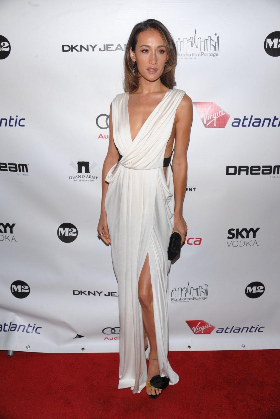 Maggie Q Fashion Styles