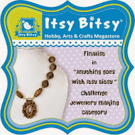Finalist in Anything goes with Itsy Bitsy Oct 2013