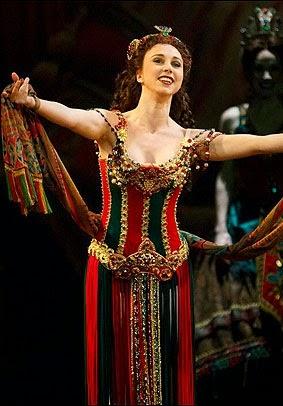 Slave Girl Of Opera
