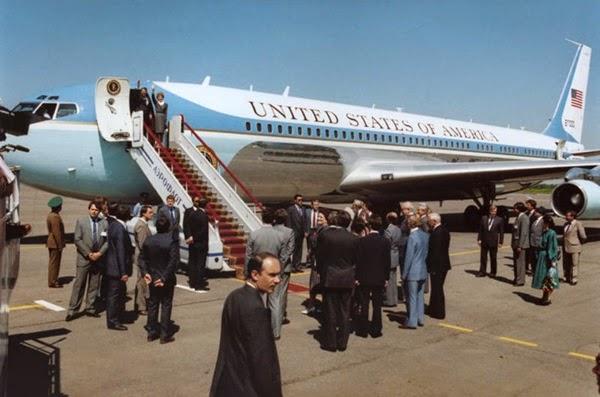 Ronald Reagan Moscow 1988