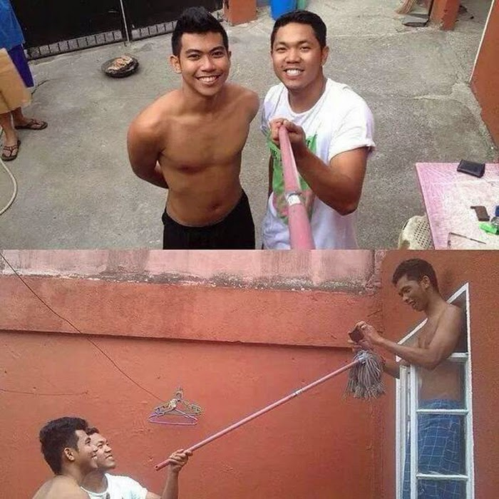 How to take Selfie?