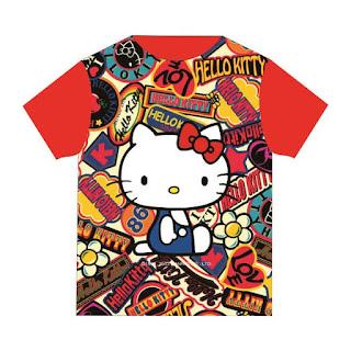 Baju Anak Karakter Hello Kitty Dream Kids Size 2 - 12 Tahun