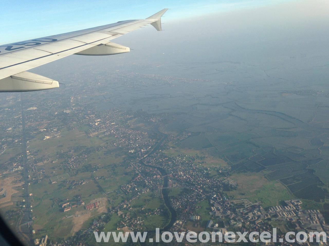 Plane View | I Am A Filipino Immigrants