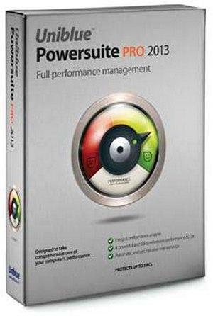 Uniblue PowerSuite Pro 2013