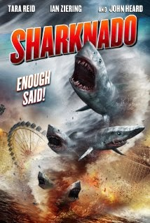 Sharknado on SyFy