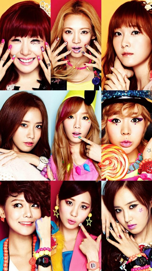 SNSD - Girls' Generation - Baby G