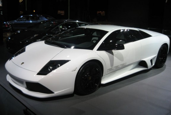 LAMBORGHINI MURCIELAGO LP 670. CAR WALLPAPER