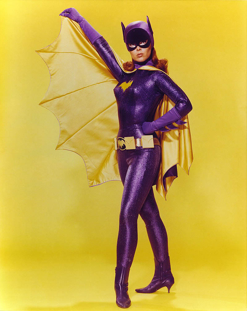 1960s Batgirl Costume Tutorial & My Nerdy Costume Closet: 1960s Batgirl Costume Tutorial
