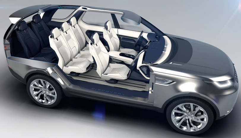 Land Rover Discovery Sport - 2015 Release Date